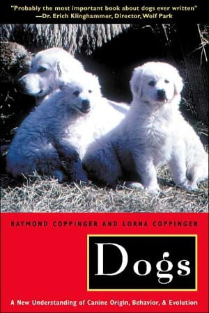 Dogs: A New Understanding of Canine Origin, Behavior and Evolution book written by Raymond Coppinger