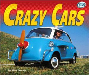 Crazy Cars book written by Matt Doeden