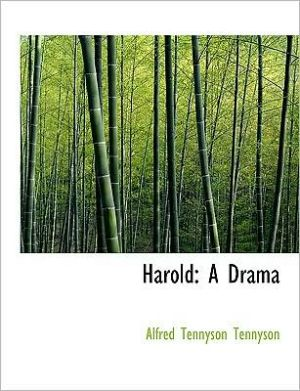Harold book written by Alfred Lord Tennyson