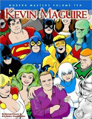 Modern Masters, Volume 10: Kevin Maguire book written by Kevin Maguire