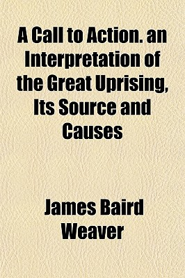 A Call to Action. an Interpretation of the Great Uprising, Its Source and Causes written by Weaver, James Baird