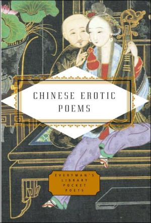 Chinese Erotic Poems book written by Chou Ping