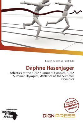Daphne Hasenjager written by Kristen Nehemiah Horst