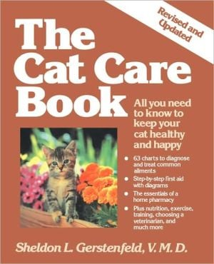 The Cat Care Book book written by Sheldon L. Gerstenfeld