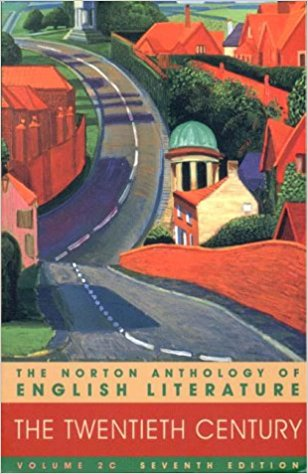 Norton Anthology of English Literature: The Twentieth Century written by M. H. Abrams