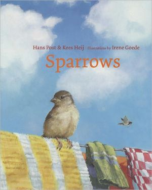Sparrows book written by Hans Post