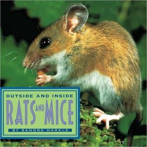 Outside and Inside Rats and Mice book written by Sandra Markle