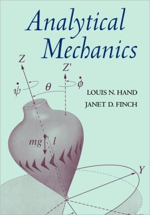 Analytical Mechanics book written by Louis N. H&
