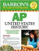 Barron's AP United States History with CD-ROM book written by William O. Kellogg