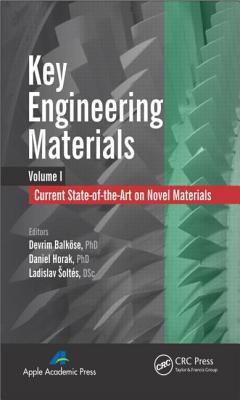 Key Engineering Materials written by Devrim Balkose