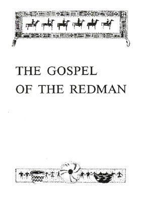 Gospel of the Redman book written by Ernest Seton