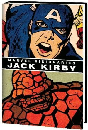 Marvel Visionaries: Jack Kirby book written by Jack Kirby
