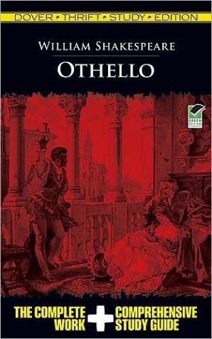 Othello (Dover Thrift Study Edition) book written by William Shakespeare