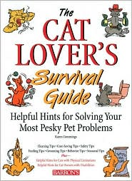 The Cat Lover's Survival Guide book written by Karen Commings