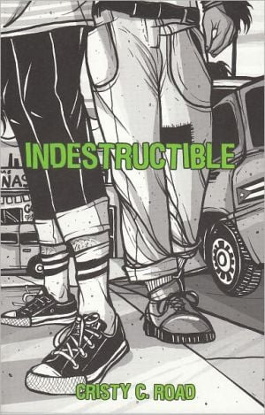 Indestructible book written by Christy C. Road