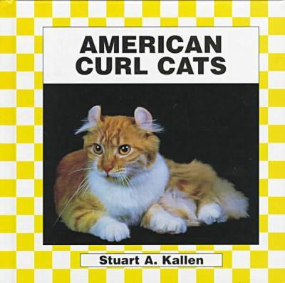 American Curl Cats book written by Stuart Kallen