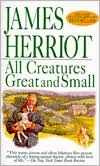 All Creatures Great and Small book written by James Herriot
