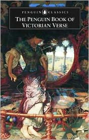The Penguin Book of Victorian Verse book written by Various