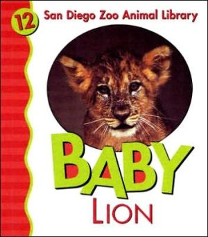 Baby Lion (San Diego Zoo Animal Library Series) written by Julie Shively
