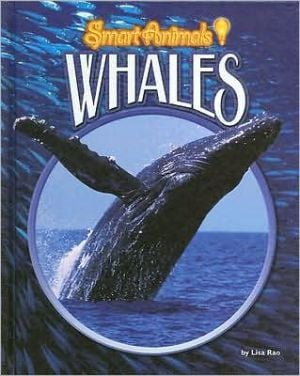 Whales book written by Lisa Rao