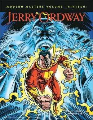 Modern Masters, Volume 13: Jerry Ordway book written by Jerry Ordway