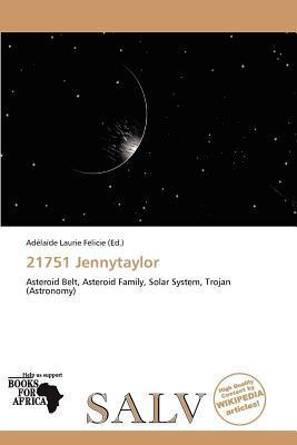 21751 Jennytaylor written by Ad La De Felicie