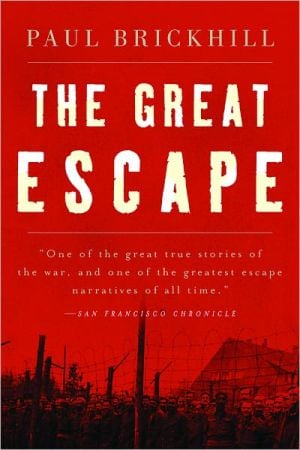 The Great Escape book written by Paul Brickhill