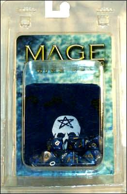 Mage The Awakening Dice book written by Not Available
