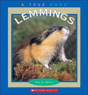 Lemmings book written by Ann O. Squire