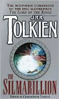 The Silmarillion book written by J. R. R. Tolkien