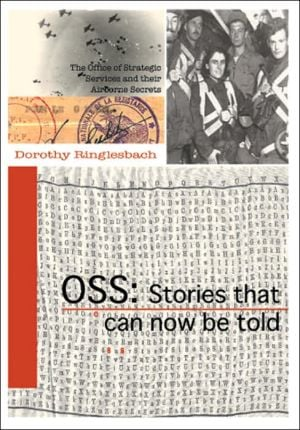 Oss book written by Dorothy Ringlesbach