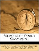 Memoirs of Count Grammont book written by Anthony Hamilton