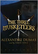 The Three Musketeers written by Alexandre Dumas