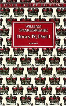 Henry IV, Part I (Dover Thrift Editions) book written by William Shakespeare