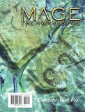 Mage the Awakening Character Pad book written by White Wolf Publishing Inc