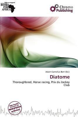 Diatome written by Adam Cornelius Bert