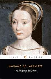 The Princesse de Cleves book written by Madame de Lafayette