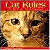 Cat Rules book written by Andrea Donner
