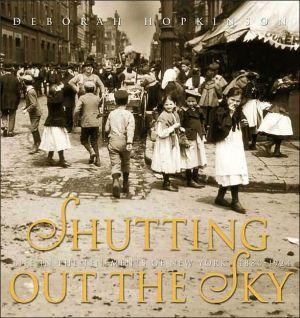 Shutting Out the Sky book written by Deborah Hopkinson