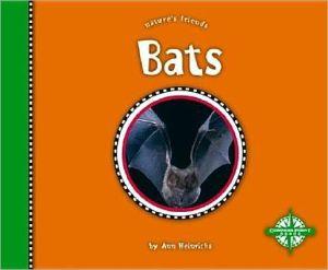 Bats book written by Ann Heinrichs