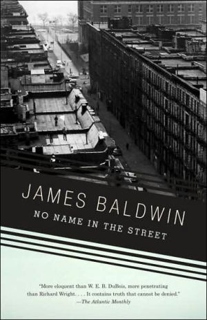 No Name in the Street book written by James Baldwin