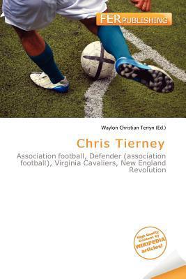 Chris Tierney written by Waylon Christian Terryn