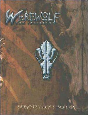 Werewolf the Forsaken Storyteller's Screen book written by Werewolf, White Wolf Publishing