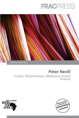 Peter Nevill written by Harding Ozihel