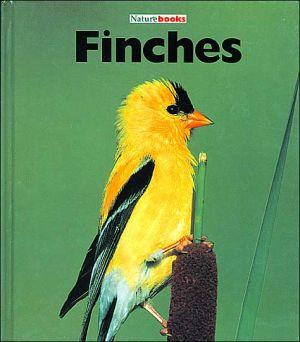 Finches book written by Sharon Sharth