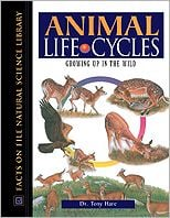 Animal Life Cycles : Growing up in the Wild book written by Tony Hare