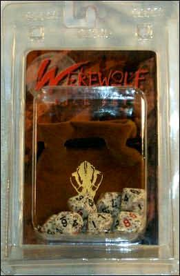 Werewolf Dice book written by Werewolf