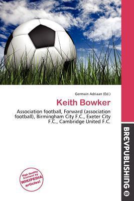 Keith Bowker written by Germain Adriaan