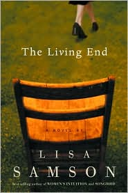 The Living End book written by Lisa Samson