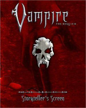 Vampire: Requiem Storyteller Sec book written by White Wolf